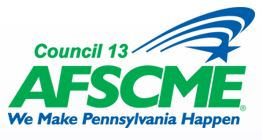 AFSCME Council 13 Logo